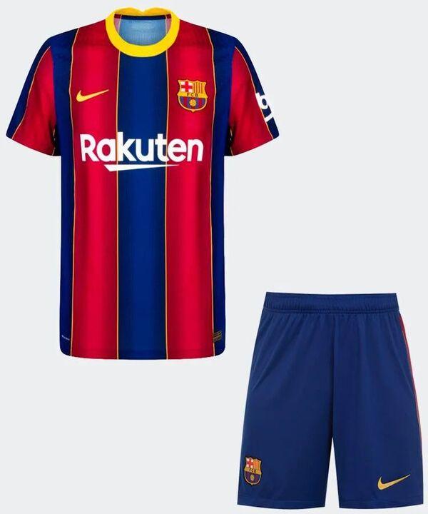 Домашняя форма Барселона (Barcelona) сезон 2020-2021